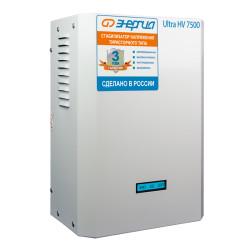 Стабилизатор напряжения Энергия Ultra HV 7500 / Е0101-0132